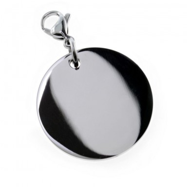 Charm tondo diametro 29 mm