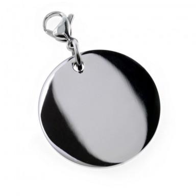 Round charm diameter 29 mm
