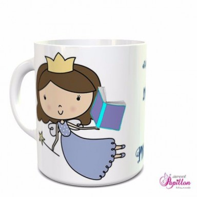 Fairy Teacher mug
