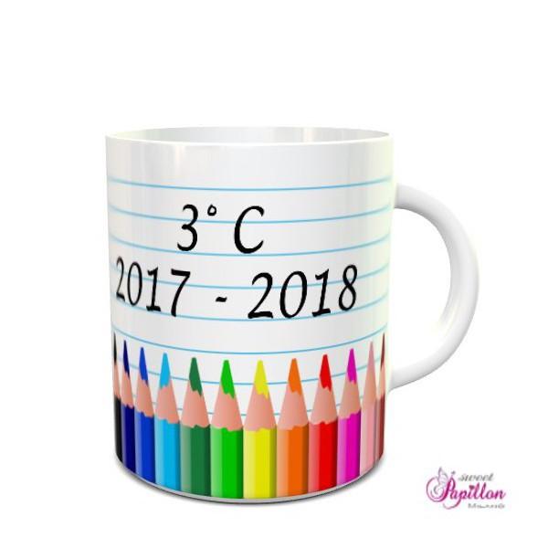 TAZZA MAESTRA e matite colorate