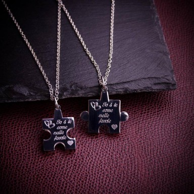 Necklaces of PUZZLE custom