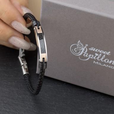 MOSCA model men's bracelet