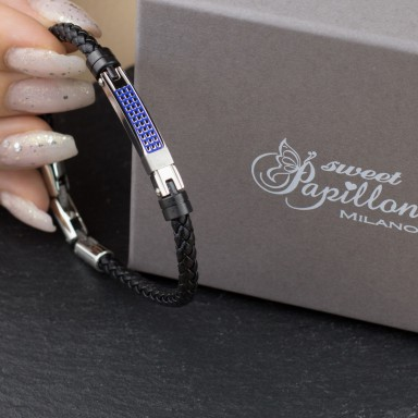 ORLANDO model men's bracelet