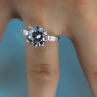 Ring MEGAN in silver 925