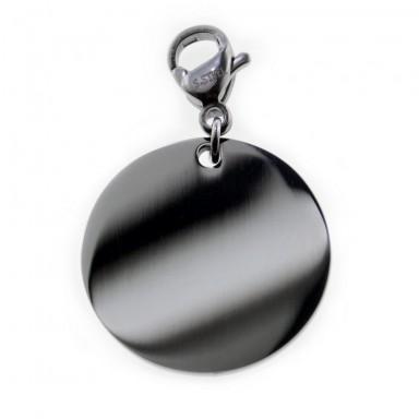 Charm tondo diametro 18 mm